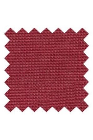 32 count linen to embroider 14 x 14cm - Cherry