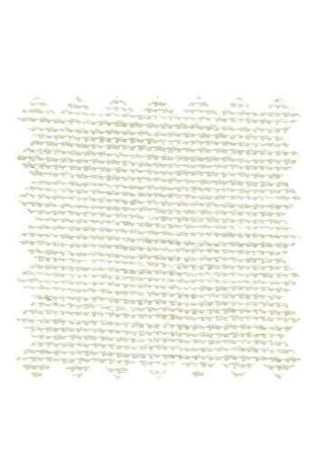 Lin à broder 12 fils au cm carré 14 x 14 cm Blanc cassé