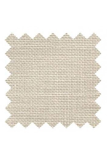 32 count linen to embroider 14 X 14cm square  - Col.  Sand