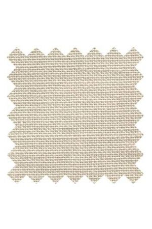 32 count linen to embroider 14 x 14cm - Sand