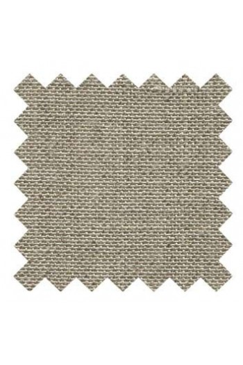 32 count linen to embroider 14 X 14cm square - Col. Natural