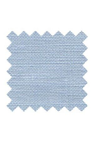 32 count linen to embroider 50 x 70cm - Sajou Blue