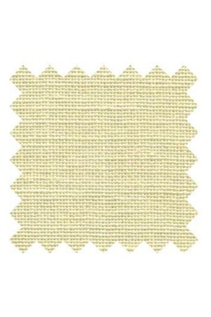32 count linen to embroider  50 x 70cm - Yellow