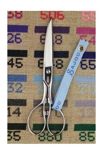 Sajou Dressmakers laundry scissors - Leaf design - 14cm