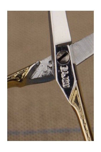Pairing mark on the top blade, the same number 3 and Nogent marking