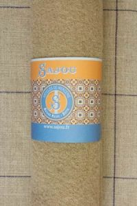 Sajou boiled wool swatch - 50 x 70cm - Colour Beige