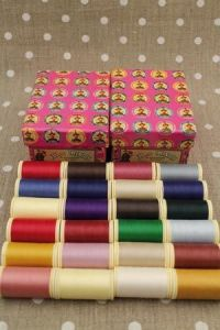 Buy together: Fil Au Chinois Patchwork sewing thread assortments 3 and 4