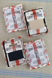 Buy together: Sajou Laine Saint-Pierre embroidery floss assortments 1 and 2