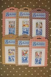 Buy together: six Perrault Fairy Tales pattern charts