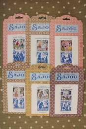 Buy together: six Grimm Fairy Tales pattern charts