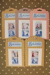 Buy together: five Grimm Fairy Tales pattern charts