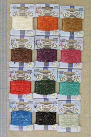 Discovery assortment Tonkin thread small box - 12 vintage colours