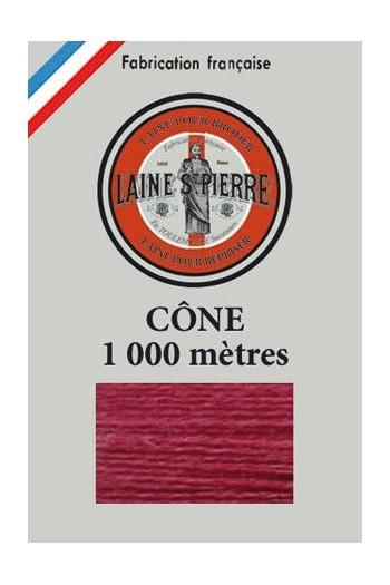 Laine Saint-Pierre 1000m cone - colour n°536 Redcurrent