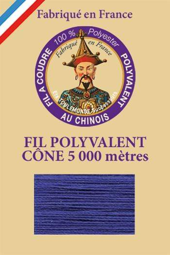 Polyester sewing thread 5000m cone - Col. 5731 Agate