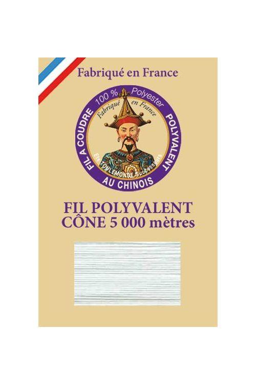 Universalgarn Polyester 5000 Meter Kone - 136 Seladon