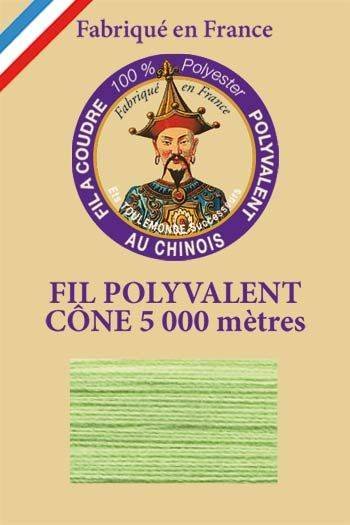Polyester sewing thread 5000m cone - Col. 790 Spring