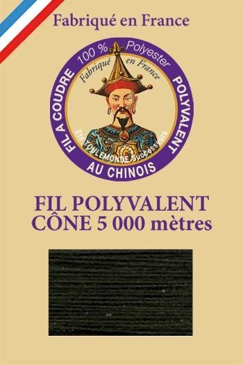 Polyester sewing thread 5000m cone - Col. 820 Pine