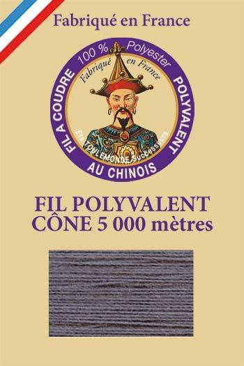 Polyester sewing thread 5000m cone - Col. 170 Caucas