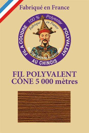Polyester sewing thread 5000m cone - Col. 220 Leopard