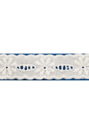 Broderie anglaise card model n°02