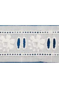 Broderie anglaise card model n°07