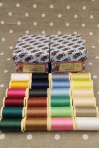 Buy together: Gloving thread assortments 1 and 2