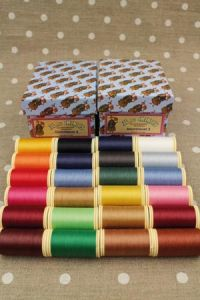 Buy together: Gloving thread assortments 3 and 4
