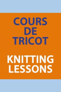 Knitting lessons Katia Briant 14th Mar. 2018 10.30am to 12.30pm