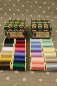 Buy together: cotton sewing thread assortments 1 and 2