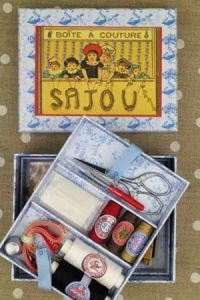 Sajou complete sewing set Small model - Children's Theatre