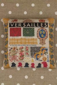 Small Sajou Versailles cushion to sew