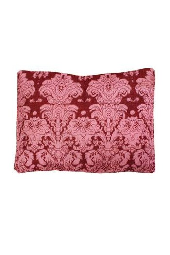 Sajou embroidered cushion: the Five Queen's Bedroom at Chenonceau