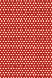 Metre 100% percale cotton fabric - 150cm Damask red coordinate 2