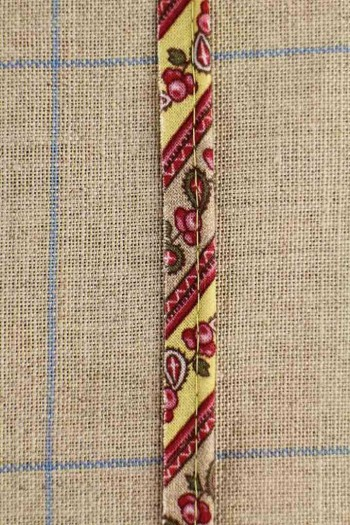 2mm cord cotton piping with Sajou Léontine coordinate 1