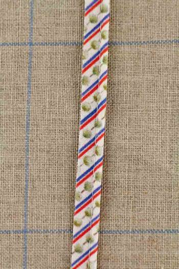 2mm cord cotton piping with Sajou Paris coordinate 2