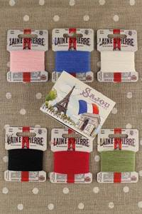 Sajou Laine Saint-Pierre embroidery floss by six in gift box