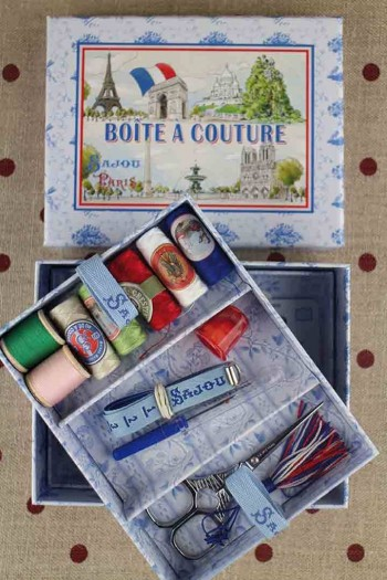 Sajou Paris sewing set limited edition