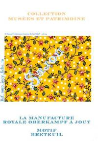 Cross-stitch pattern chart: Breteuil, toile de Jouy