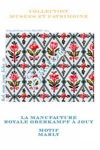 Cross-stitch pattern chart: Marly, toile de Jouy