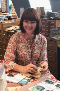 Rebecca Devaney - 29th May 2021 - 10.30-4.30 - Creative Journals
