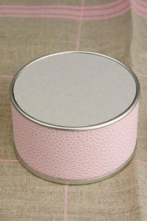 Box to embroider Pink large model