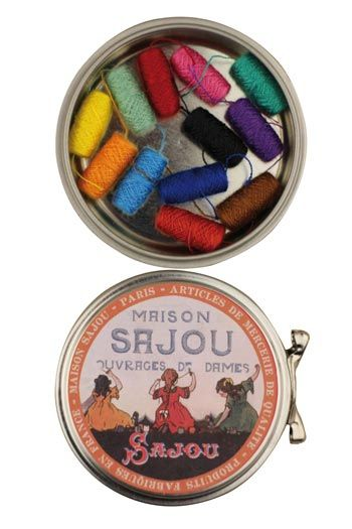 Döschen Sajou-Mädchen Mini-Kokons kräftig