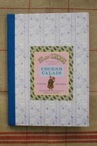 Calais coloured lace cocoons  72 colour chart