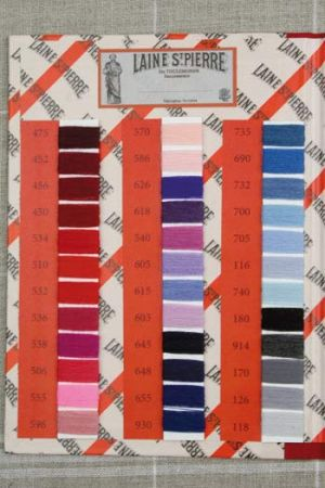 Laine Saint-Pierre  - Collection 1847 - Carte 72 coloris