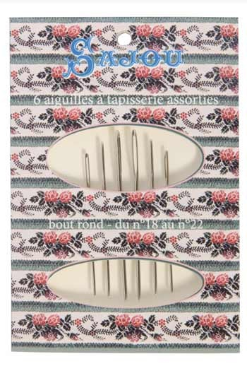 Special tapestry needle assortment